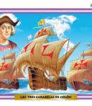 Tres carabelas de Colón