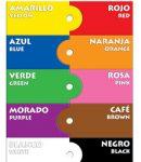 Colores (bilingüe)