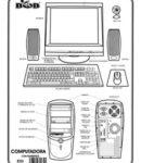 Computadora c/n
