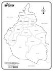 Distrito Federal – División política c/n