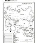 Asia – División política c/n