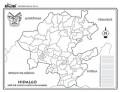 Hidalgo – División política s/n
