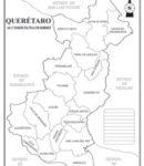 Querétaro – División política c/n