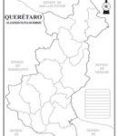 Querétaro – División política s/n
