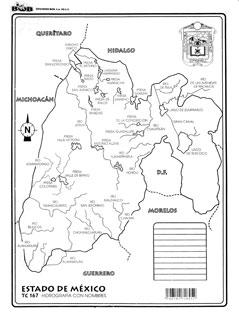 Estado de Mxico  Hidrografa cn