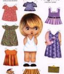 Muñecas para recortar